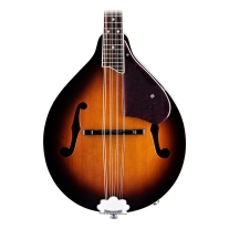 Gretsch G9320 New Yorker Deluxe Mandolin in 3 Tone Sunburst Finish