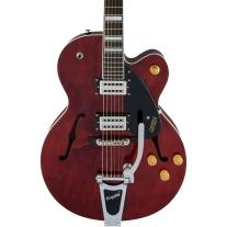 Gretsch G2420T Streamliner Hollowbody Guitar - Walnut Satin