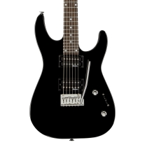 Jackson JS Series JS12 24 Fret Dinky Gloss Black Guitar