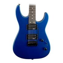 Jackson JS12 24 Fret Electric Guitar - Metallic Blue