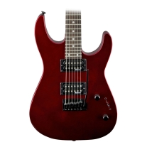 Jackson JS12 24 Fret Electric Guitar - Metallic Red