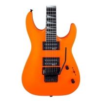 Jackson JS Series Dinky Arch Top JS32 Neon Orange