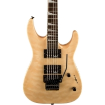 Jackson JS32Q Dinky Electric Guitar - Natural Blonde