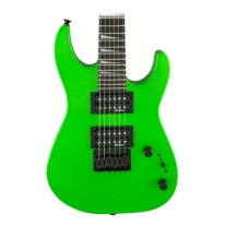 Jackson JS 1X Dinky Minion Electric Guitar Neon Green