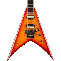 Jackson Pro Series King V KVQ - Transparent Amber