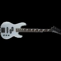 "Jackson JS Series Bass Minion JS1X 28.6"" Scale Electric Bass Satin Silver"