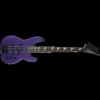 "Jackson JS Series Concert Bass Minion JS1X 28.6"" Scale Electric Bass Pavo Purple"