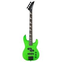 Jackson JS1X CB Minion Concert Bass in Neon Green