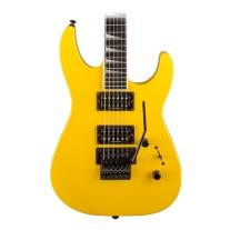 Jackson SLX X Series Soloist Taxi Cab Yellow Electric Guitar