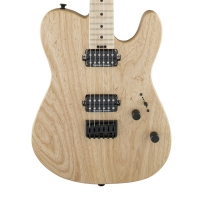 Charvel Pro Mod San DIMAS-Style 2 HH Hard Tail Electric Guitar in Natural