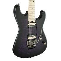 Charvel Pro-Mod San Dimas® Style 1 HH FR Electric Guitar Trans Purple Burst