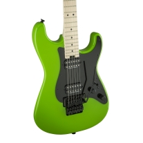 Charvel Pro-Mod So-CAL-Style 1 HH FR Electric Guitar Slime Green