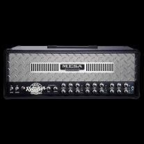 Mesa Boogie Dual Rectifier Head in Black