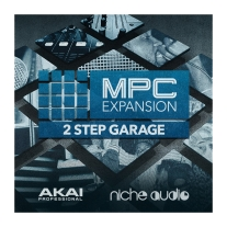 Akai Professional 2 Step Garage