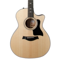 Taylor 314ce V Class Grand Auditorium Acoustic Electric Guitar with Case