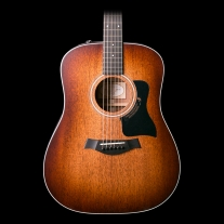 Taylor 320e Dreadnought Acoustic-Electric Guitar ES2 - Shaded Edgeburst w/ Case