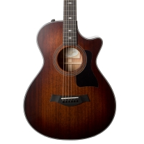 Taylor 322ce 12-Fret Grand Concert Acoustic-Electric Guitar - Shaded Edgeburst