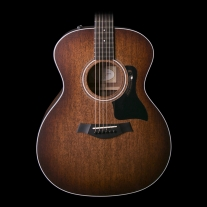 Taylor 324E SEB Shaded Edgeburst Mahogany Top Grand Auditorium