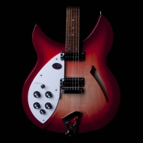 Rickenbacker 330 Lefty Electric Guitar Fireglo