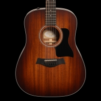 Taylor 360e 12-String Dreadnought Guitar w/ ES2 System, Shaded Edgeburst w/ Case