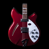 Rickenbacker 360 Ruby Electric Guitar with Case