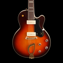 Guild A-150 Savoy Antique Burst Archtop Newark St. Series Guitar with Case