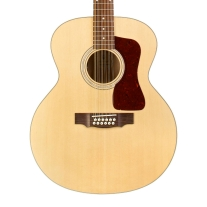 Guild F-2512E Acoustic-Electric Guitar w/ Gig Bag