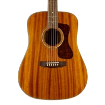 Guild D-120 Acoustic Guitar in Natural with Case