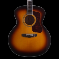 Guild F50R Traditional Series Jumbo Acoustic Antique Burst
