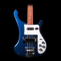 Rickenbacker 4003s Reissue Bass Midnight Blue w/ Hard Case