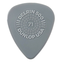 JIM DUNLOP Guitar Picks (450P.71) - 12-Pack
