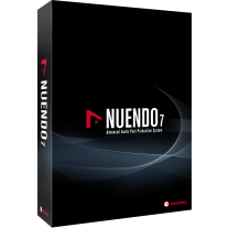 Steinberg Nuendo 7 Advanced Audio Post Production Software