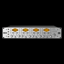 UNIVERSAL AUDIO 4710D 4-Channel MICROPHONE PREAMP