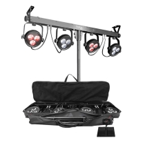 Chauvet DJ 4BAR LT USB Complete Wash Lighting System