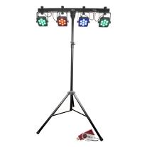 CHAUVET DJ 4BAR Tri USB Tri-Color LED Wash Light Effect System