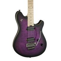 EVH® Wolfgang® WG Standard Electric Guitar Transparent Purple Burst