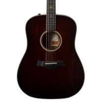 Taylor 2016 New Old Stock 520e Dreadnought Acoustic-Electric Guitar w/ Case