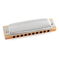Hohner 532BX-B Blues Harp, Key of B Major