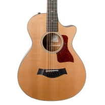 Taylor 2016 552CE 12-Fret Acoustic Electric 12-String Guitar with Case