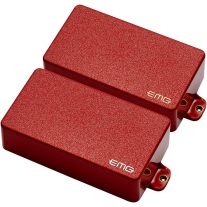 EMG 81/85 Active Electric Guitar Humbucker Pickup Set Red