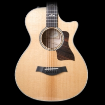 Taylor 612ce 12 Fret Grand Concert Acoustic Electric Guitar 2015 Specs