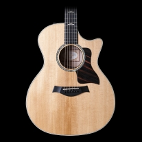 Taylor 614CE 2015 ES2 Grand Auditorium Acoustic Guitar In Brown Sugar W/Case
