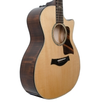 Taylor 614ce V Class Grand Auditorium Acoustic Electric Guitar