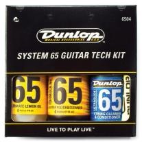 Dunlop 6504 Formula 65 Guitar Care Products Kit