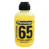 Jim Dunlop 6554 Dunlop Ultimate Lemon Oil, 4 Oz.