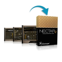 iZotope Nectar 2 Production Suite (Upgrade From Nectar Elements)