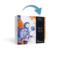 iZotope RX 6 Standard (Upgrade From RX Elements or RX Plug-In Pack)
