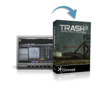 iZotope Trash 2 with Expansion Packs (Upgrade From Trash 1)