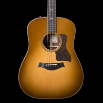 Taylor 710E Dreadnought Acoustic Electric Guitar In Western Sunburst