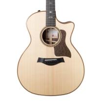 Taylor 714CE Lutz Spruce Grand Auditorium Acoustic Electric Guitar
